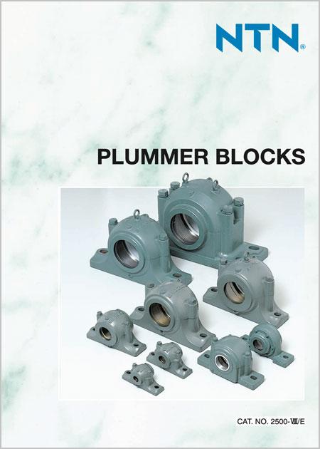 NTN Plummer Blocks Catalog cover image