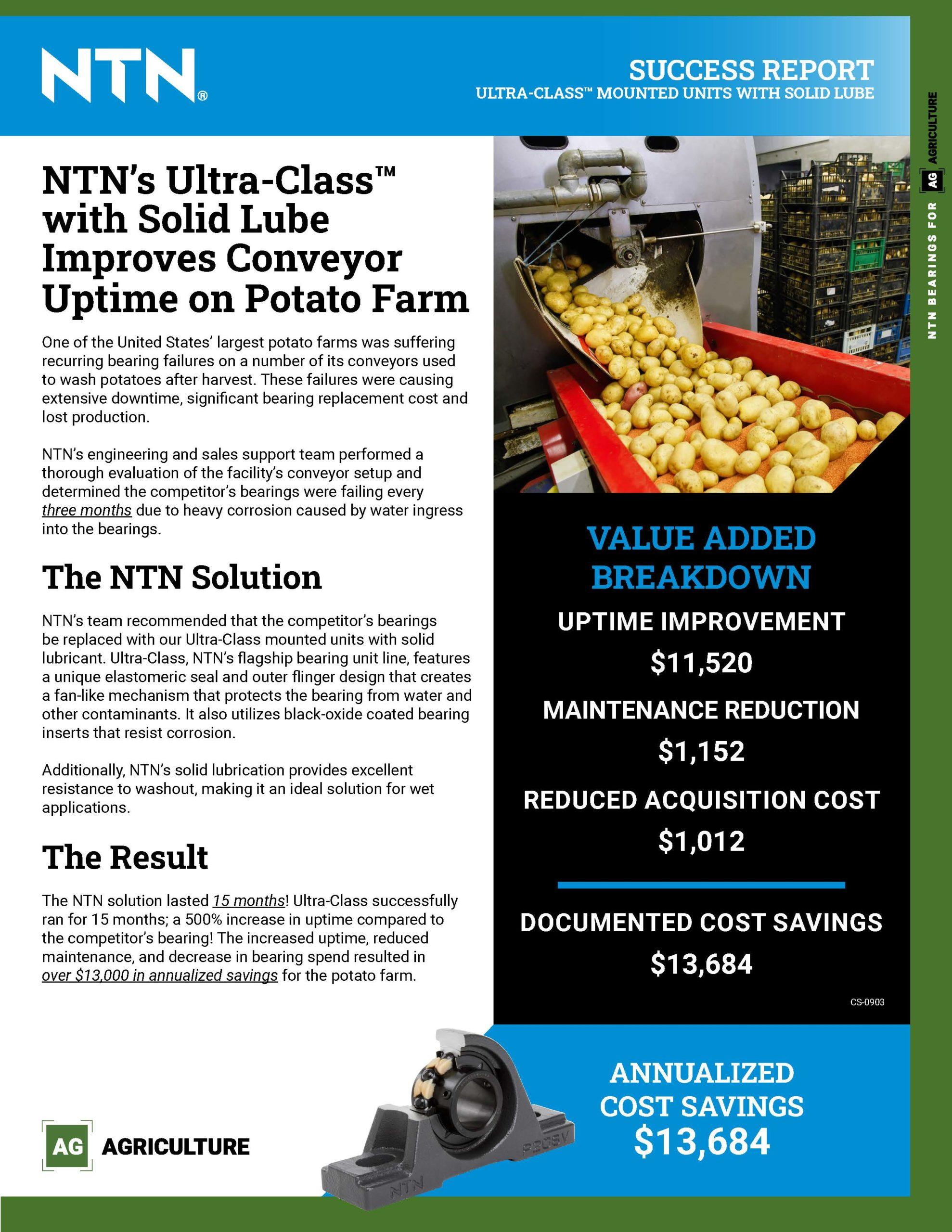 NTN Success Report